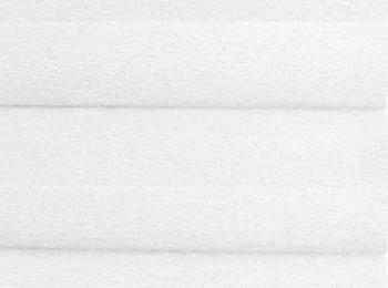 Фото «Гофре 45 Сатин Black-Out 0225 белый, 45 мм, 365 см»