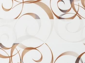 Фото «зебра АВАНГАРД 2870 коричневый, 280 см»